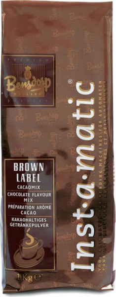 Bensdorp Kakao brown label
