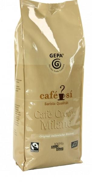 GEPA Cafe Si Crema Milano