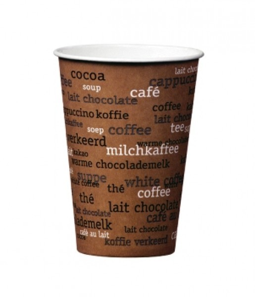 Coffee To Go Becher Hartpapier 180 ml