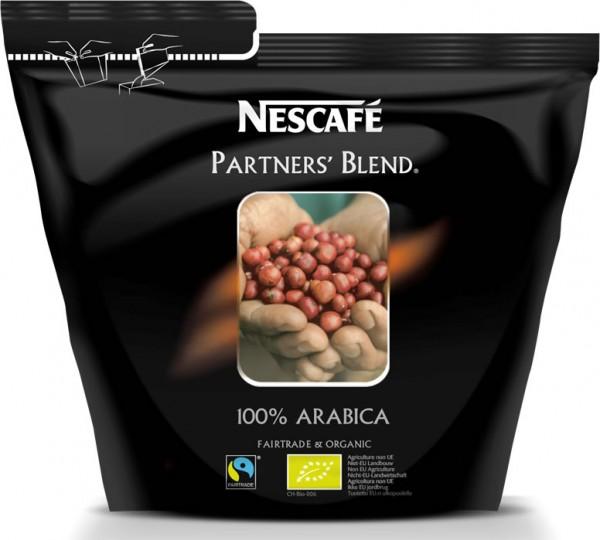 Nescafé Partners Blend – Bio & Fairtrade