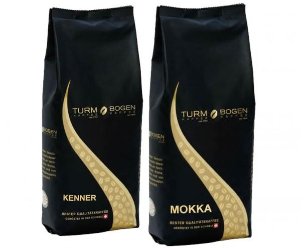 Mokka und Kenner