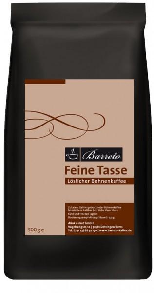 Barreto Feine Tasse